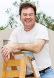 Happy Handyman royalty free stock photos