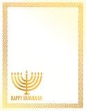 Happy hanukkah royalty free illustration