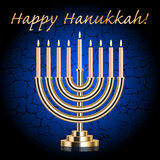 Happy Hanukkah! Royalty Free Stock Photos