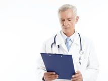 Happy healthcare practitioner Stock Photos