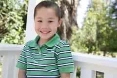 Happy Healthy Boy stock image