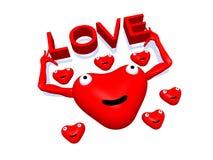 Happy Heart 79 Royalty Free Stock Photos