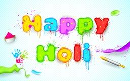 Happy Holi Royalty Free Stock Photos