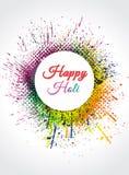Happy holi Background Stock Images