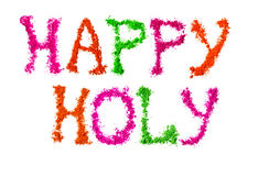 Happy Holi Festival! Banner for Holi Celebration party Royalty Free Stock Images