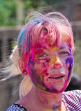 Happy Holi! Royalty Free Stock Images