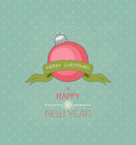 Happy Holiday Background Stock Photo