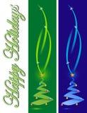 Happy holiday card Stock Photography