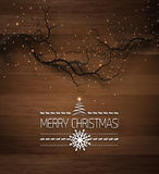 Happy Holiday Christmas And New Year Stock Photo