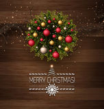 Happy Holiday Christmas And New Year Stock Photography