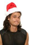 Happy holiday guy Royalty Free Stock Photos