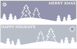 Happy Holidays Background Royalty Free Stock Photos