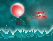 Happy holidays background Royalty Free Stock Images