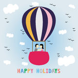 Happy holidays7 Royalty Free Stock Photography