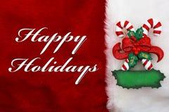 Happy Holidays Royalty Free Stock Photos