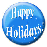 Happy Holidays Represents New Year And Celebration Royalty Free Stock Image
