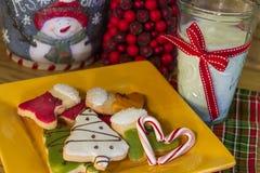 Happy Holidays Santa Stock Photos