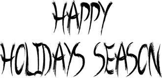 Happy Holidays Season Royalty Free Stock Photography