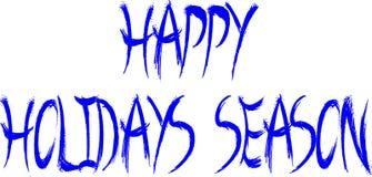 Happy Holidays Season Royalty Free Stock Images