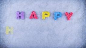 Happy Holidays stock video