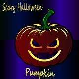 Happy Horrible Halloween Royalty Free Stock Image