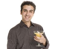 Happy hour Royalty Free Stock Image