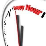 Happy hour royalty illustrazione gratis