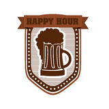 Happy hour Immagine Stock