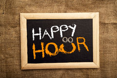Happy hour Fotografia Stock