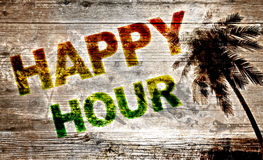 Free Happy Hour Beach Bar Stock Photos - 32101693