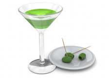 Happy Hour - 3D Stock Images