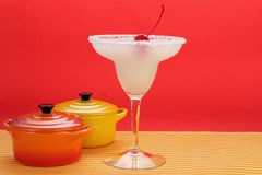 Happy Hour Margarita Royalty Free Stock Images
