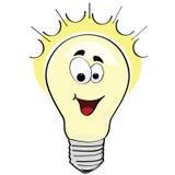 Happy idea Royalty Free Stock Image