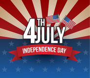 Free Happy Independence Day Royalty Free Stock Photo - 41318395