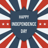 Happy Independence Day. Royalty Free Stock Photos