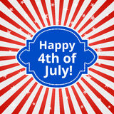 Happy Independence day Royalty Free Stock Photo