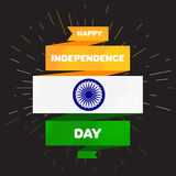 Happy Independence day Stock Images