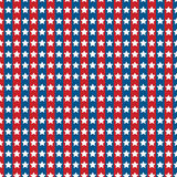 Happy Independence Day seamless pattern vector. Royalty Free Stock Photo