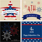 Happy independence day Royalty Free Stock Photography