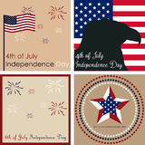 Happy independence day Royalty Free Stock Images