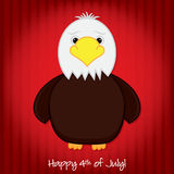 Happy Independence Day! Royalty Free Stock Photo