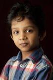 Happy Indian boy Stock Image