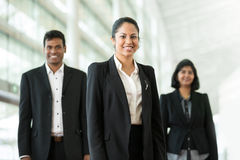 Happy Indian business team. Stock Images