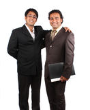 Happy Indian Businessman Royalty Free Stock Photos