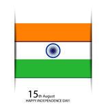 Happy Indian independence day Stock Photo