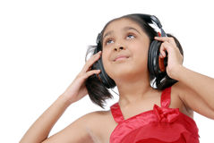 Happy Indian music Royalty Free Stock Image
