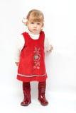 Happy infant Royalty Free Stock Image