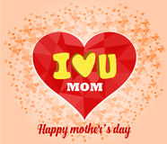 Happy International Womens Day set for celebration greeting card Stock Photos