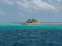 Happy Island Stock Photography
