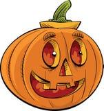 Happy Jack 'O Lantern Stock Image
